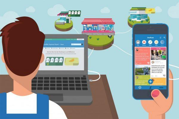 Digital Villages Platform