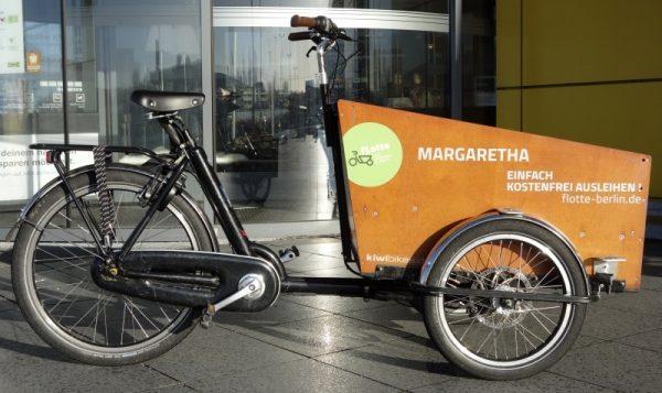fLotte – Freie Lastenräder für Berlin