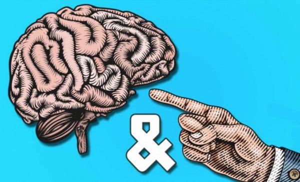 """Podcast """"Das Gehirn & der Finger"""""""