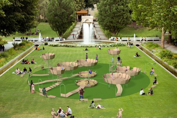 Rimbin – an infection-free playground inspired by nature