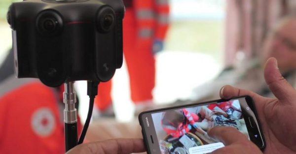 Ausbildung mit VR beim DRK Kreisverband Herford-Stadt