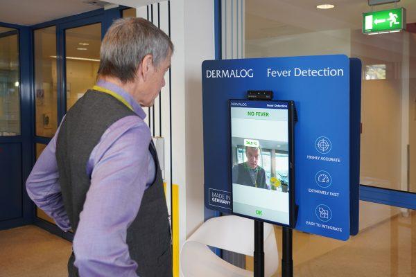 DERMALOG Fever Detection