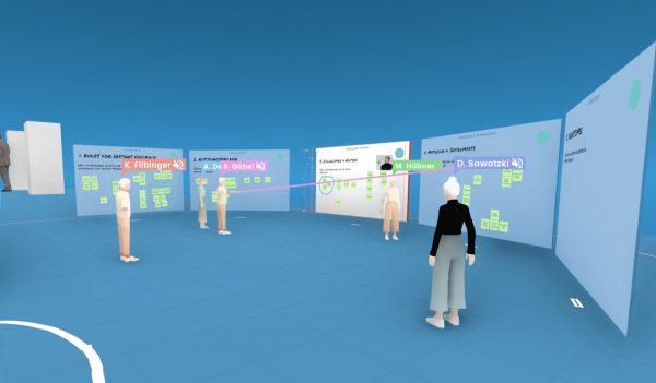 VISPA – die Zukunft virtueller Meetings