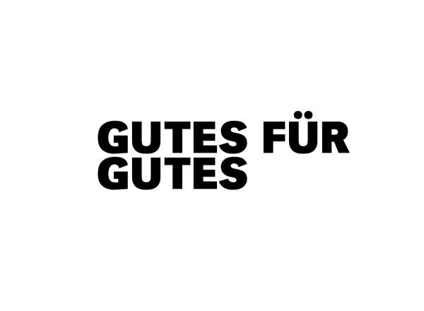 """Spendeninitiative """"Gutes für Gutes"""""""