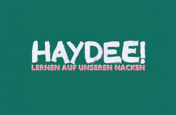 Haydee! Digitale Nachhilfe