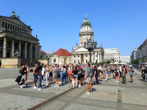 Public Online Program of Freie Universität Berlin European Studies Program (FU-BEST)