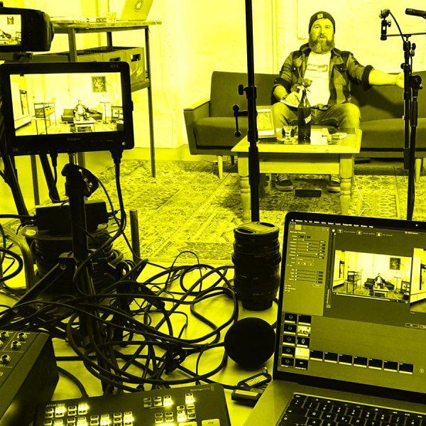 Die Streamerei – Zusammen live Video machen